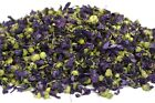 Blue Mallow, Dried Flowers, Natural, Blue Tea, Wedding Confetti, Candle, Crafts