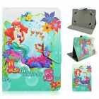 "Universal 8""-8.5"" inch Tablet PC case cover Disney Princess stand Kids Cartoon"