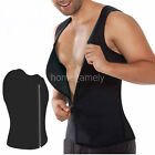 Men Slim Tummy Body Shaper Sport GYM Trainning Vest Sweat Fa