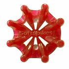 New Softspikes Pulsar Red golf spikes cleats Fast Twist Tour Lock 14 16 18 20 22