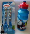 NEW THOMAS SPOUT WATER BOTTLE OR CUTELRY SET SPOON AND FORK YOU CHOOSE L@@K