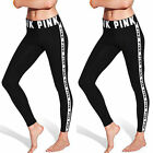 US STOCK New Women Sports Gym Yoga Running Fitness Leggings Pants Athletic