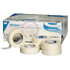 Micropore 3M Surgical Tape 1 2 3 5 10 Retail Box 0.5 Inch 1.25cm X 9.1m 24 Rolls