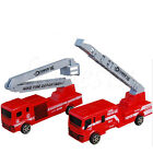 1pcs Fire Truck Large Fire Engine Vehicle Model Ladder Children Car Toy 3 Styles