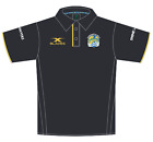 Parramatta Eels 2017 Black Media Polo Shirt Sizes Small - 5XL Blades In Stock