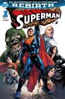 SUPERMAN REBIRTH (2017) deutsch ab #1 + lim. Variant´s + Special´s