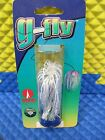 "g-fly Trolling Tips Flies with 30"" Leader EACH SOLD SEPARATELY CHOOSE YOUR COLOR"