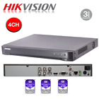4 Channel Hikvision CCTV DVR – 4in1 System FULL HD 1080P