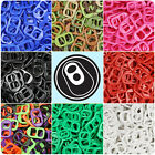 Plastic Soda Pop Tabs - Made in the USA - 2oz - 34 Different colors/combinations