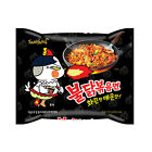 KOREAN FIRE NOODLE HOT CHICKEN FLAVOR RAMEN HOT and SPICY NOODLE 3 or 6 or 9ea