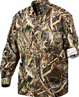 Drake Waterfowl EST Vented Long-Sleeve Men's Wingshooters Shirt, DW2610