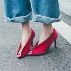 New Arrival Womens Special Design Peep Toe Stiletto High Heels Sandals