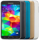"""3 Colors! Unlocked 5.1"""" Samsung Galaxy S5 G900V 16GB 4G LTE Android Smart Phone"""