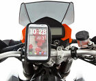 Motorcycle Handlebar Bolt Mount + Water Resistant Case for Sony Xperia Z2 Z3