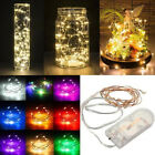 2M 20LED BATTERY STRING FAIRY PARTY XMAS WEDDING CHRISTMAS COPPER LIGHTS DECOR