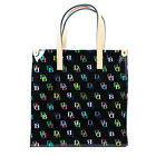 NWT Dooney Bourke Clear DB Logo Small Lunch Tote Highland Chatham IT