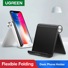 Ugreen Universal Holder Stand For Desk Smartphone Cell Phone Tablet iPhone iPad