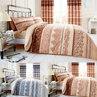 New Luxury Reverie Duvet Quilt Cover Bed Set With PillowCases Single Double King