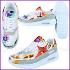 Womens Trainers Daps Sports Sneakers Pumps Running Shoes Gym Fitness Ladies New