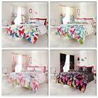 New Butterfly Modern Printed Duvet Sets With Pillow Cases OR Sheet Or Curtain