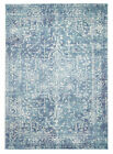 NEW Blue Art Moderne Cezanne Rug