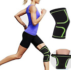 1pair Knee Compression Sleeve Support For Sport Activities, Joint Pain Relief