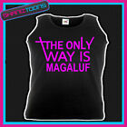 MAGALUF HOLIDAY HEN PARTY TOWIE ESSEX UNISEX VEST TOP