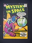 Mystery In Space #49 F+  1959  Mid Grade Silver Age DC Comic