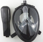 Swimming Full Face Diving Mask Snorkel Scuba Swimming Goggles For GoPro /Hero cam