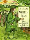 The Story of William Penn by Aliki c1994, Good Paperback, Ships Free