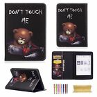 Fashion Pattern Flip Leather Stand Case Cover For Amazon Kindle Paperwhite 1/2/3
