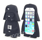 3D Cartoon star wars extraterrestrial alien robot Soft silicone case For Iphone £1.99 GBP