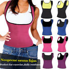 Hot Sweat Sauna Body Shaper Women Slimming Vest Thermal Neoprene Waist Trainer image