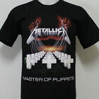 METALLICA Master of Puppets T-Shirt 100% Cotton New Size S M L XL 2XL 3XL