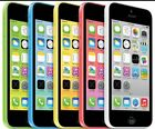 APPLE IPHONE 5C - 16GB (Unlocked GSM)-White Blue Green Pink Yellow BRAND NEW !!