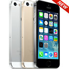 Brand New Apple iPhone 5s 16GB GSM Factory Unlocked Grey Gold Silver Smartphone