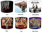 WWE Lampshades Ideal To Match WWE Duvets Wrestle Mania WWE Wall Decals Stickers.