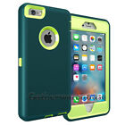 """Protective Hybrid Shockproof Hard Case Cover For Apple iPhone 6 6S 4.7/5.5"""" Plus"""