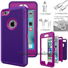 Protective Hybrid Shockproof Hard Case Cover For Apple iPhone 6 6S 4.7/5.5  Plus