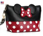 Fashion Mickey Mouse Women Cosmetic Bag Travel MakeUp Organizer Beauty US Seller