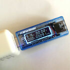 USB Charger Doctor Capacity time Current Voltage Detector Meter Battery Test MU