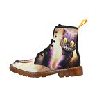 Custom Fashion And Comfortable Alice in Wonderland Women Boots Martin Boots