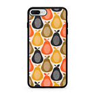 orla kiely mobile phone cover - Orla Kiely Pear Pattern Case For iPhone 7 8 Plus Cover
