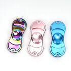 Fidget Finger Anxiety Hand Spinner Focus Aluminum 3D ADD for Copper Relief Toy
