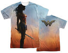 "Wonder Woman Movie ""Poster"" Dye Sublimation T-Shirt or Tank"