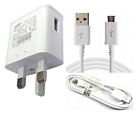 Samsung Adaptive Fast Charger+Cable For Samsung Galaxy Micro USB Or Type C Phone