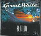 GREAT WHITE ELATION CD NEW! XYZ VOCALIST! PAYPAL!