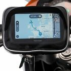 Motorcycle Handlebar Strap Bike Mount + GPS Case for Tomtom Go Via Start Series