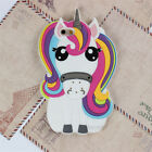 Cartoon 3D Three-dimensional color horse Unicorn phone case for iphone 6 6s 7 7P