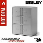 Bisley Office Lodges Essentials | YELD0810 | Silber